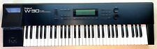 Roland W-30 Workstation, used - Needs Power Sply Board, No power, otherwise good