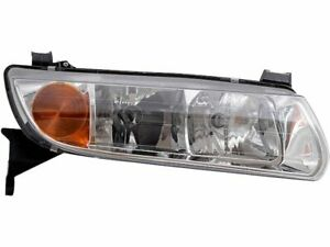 For 2001-2002 Saturn L300 Headlight Assembly Right Brock 79418SF