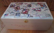 American Girl Kirsten's Surprise Girls' Jewelry-Music Box ~ Rare Item ~ 2004