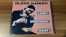 10.000 Maniacs - Candy everybody wants (1993) (EKR160CD)