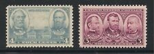 Prominent Civil War Generals-U.S. Stamps