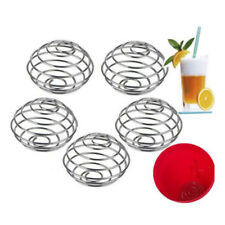 1*Blender Whisk Protein Wire Mixing Mixer Ball For Shaker Drink Bottle Cup Blend