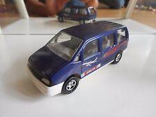 Majorette Peugeot Monospace in Dark Purple on 1:32