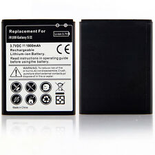 Replacement 1800mAh Rechargeable Phone Battery For Samsung Galaxy S2 i9100