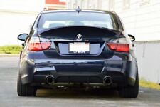 For BMW 3 Series E90 E91 Rear Bumper Valance Performance Style Diffuser