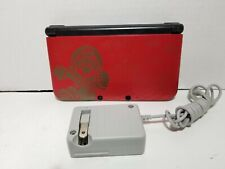 Nintendo 3DS XL New Super Mario Bros. 2 Edition System Console TESTED WORKS 4GB