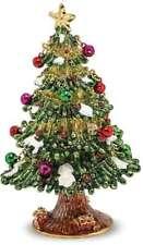 Bejeweled Weihnachtsbaum Schmuckkästchen