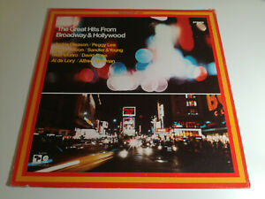 Best Of The Great Hits From Broadway And Hollywood - Compilation  LP Vinile