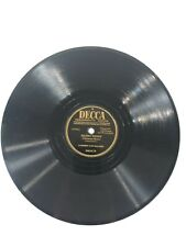 Decca 78 Carmen Cavallaro - White Christmas/ Silent Night Piano Instrumental