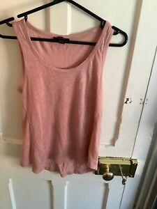 ladies sleeveless top ESMARA size 12