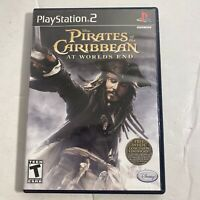 Pirates of the Caribbean: At World's End (Playstation 2 PS2) Complete Video Game