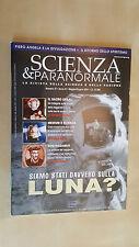 SCIENZA & PARANORMALE Rivista Cicap 37 2001 Siamo stati davvero sulla Luna graal