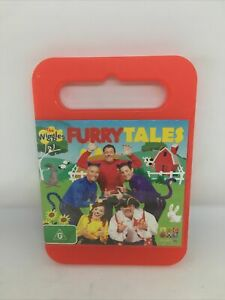 FURRY TALES The Wiggles DVD REGION 4 Kids Very Good Condition FREE SHIPPING