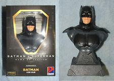Batman vs Superman Dawn of Justice BATMAN USB Hub Mini Bust Petron Exclusive NEW