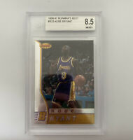 1996 Bowmans Best Kobe Bryant ROOKIE RC #R23 BGS 8.5 MINT HOF Lakers [8/9/9.5/9]