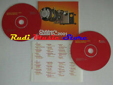 CD CLUBBER'S Guide to 2001 JUNIOR JACK PUSH SPACE INVADER FAT BOY SLIM (C12)
