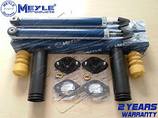 FOR BMW E46 REAR SHOCK ABSORBER SHOCKER TOP MOUNT MEYLE HD M SPORT MTECH SHOCKS