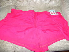 Womens Red Catalina Cover Up Shorts 3 XL Bathing suit bottoms coverup NWT