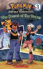 Pokemon The secret of the Tower level 3