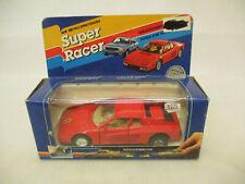 Mes-67373 Super Racer ferrari l:ca.110mm con motor de retracción muy buen estado