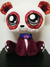 "Littlest Pet Shop Lovely PANDA  9"" Plush Stuffed Animal"