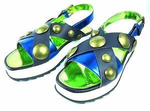 "DIESEL Damen Sandalen / Sandalette Y01308 Sommer Schuhe Pantoletten D-ALLS ""A"""