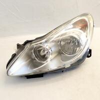 Headlight Headlamp Left 13186383 (Ref.1229) Vauxhall Corsa D 1.2