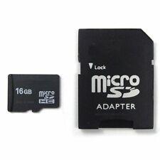 16GB OEM microSD micro SD Karte / 16 G GB SDHC NEU! MK