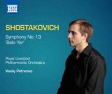 "Shostakovich: Symphony No. 13, ""Babi Yar"", New Music"
