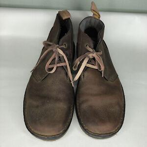 Dr. Martens Men's Sussex Slip Resistant Chukka Boots Size 12
