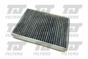 TJ Filters Replacement Interior Air Activated Carbon Cabin Filter - QFC0378