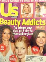 US Weekly Magazine Jennifer Lopez May 20, 2002 040418nonrh