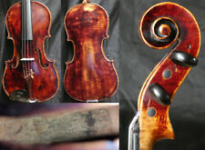 Fine +150y 4/4 Antique Baroque Austrian Violin 19th Fiddle 小提琴 ヴァイオリン скрипка