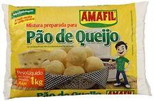 Amafil Cheese Bread Mix - Amafil Mistura para Pao de Queijo 500g - Hi Brazil