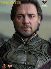 Ready! Hot Toys Man of Steel Jor-El Russell Crowe 1/6 Sideshow Superman Father