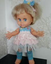 So Innocent Cynthia Galoob Baby Face Doll 1990