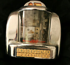 Original Seeburg 100 Wall O Matic Diner Tabletop Jukebox