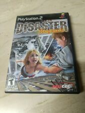 Disaster Report PlayStation 2 PS2