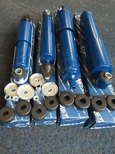 SET x 4 MEYLE Gas Front & Rear Shock Absorbers VW T4 Transporter Van & Caravelle