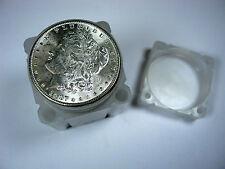 Original Roll (20) 1887-p Blast White Unc Morgan Silver Dollars Will Grade Out