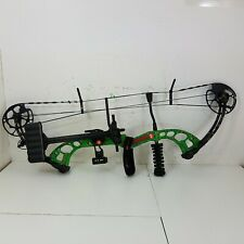 PSE Archery Brute Force Skullworks Force RTS Green Camouflage Compound Bow