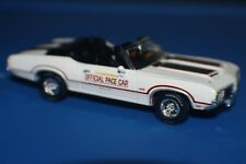 1/43 SCALE INDY OFFICIAL PACE CAR OLDSMOBILE 442 MINT ERTL