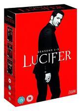 LUCIFER 1-3 COMPLETE SEASON 1 2 3 DVD BOX SET ENGLISCH
