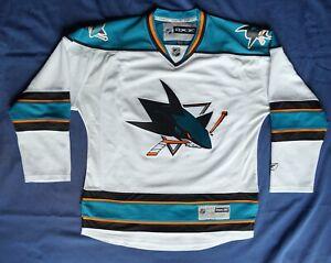 SAN JOSE Sharks jersey size M