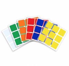Standard Vinyl Z-Stickers Replacement Set for 57mm 3x3 Cube