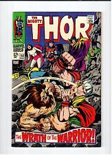Marvel THE MIGHTY THOR #152 May 1968 vintage comic FN+ condition