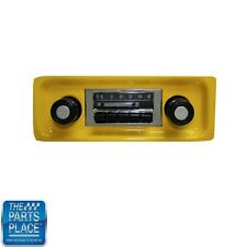 1967-72 Chevy Truck Slidebar Radio AM/FM - iPod Control - Blue Tooth Available