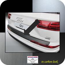 Exklusiv RGM Ladekantenschutz Carbon-Look für Audi Q7 II SUV 4M ab Bj. 01.2015-