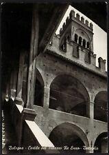 AD4827 Bologna - Cortile del Palazzo Re Enzo - Dettaglio - Cartolina postale