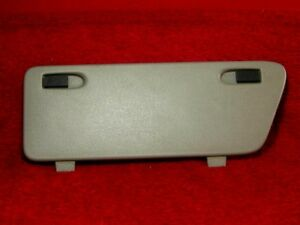 OEM 2004 Buick Rainier AWD Driver's Side Cargo Bay Side Panel Compartment Lid